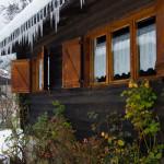 Chalet Orserose Val di Zoldo inverno